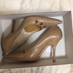 "Jimmy Choo Heels. 4"" heels. Original box."